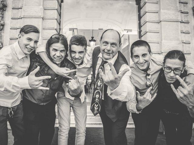 Il matrimonio di Alessandro e Marina a Pianiga, Venezia 53