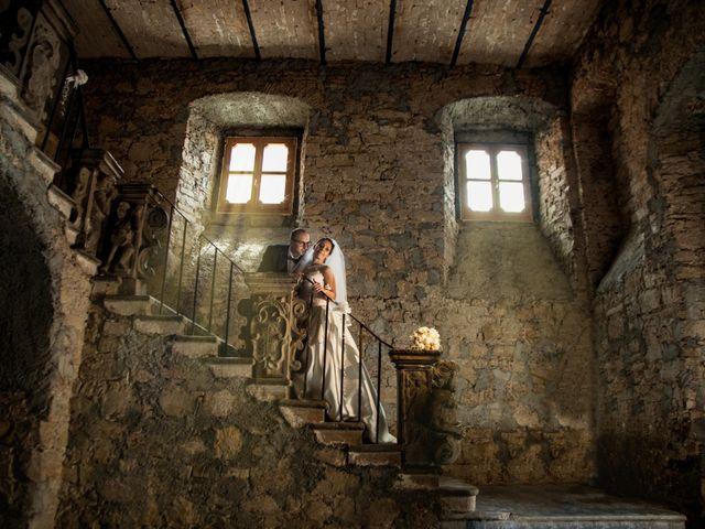 Le nozze di Antonella e Massimo