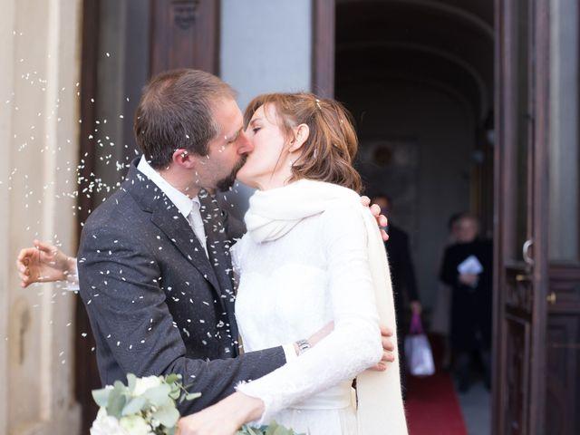 Il matrimonio di Matteo e Silvia a Cantello, Varese 2