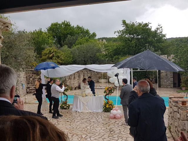 Il matrimonio di Ilaria e Antonio a Rieti, Rieti 10