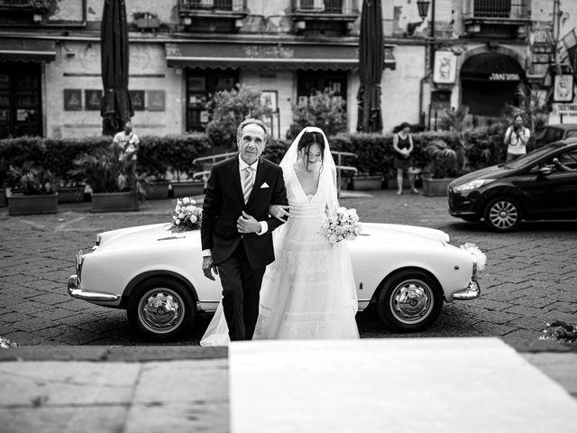 Il matrimonio di Rosario e Floriana a Acireale, Catania 13