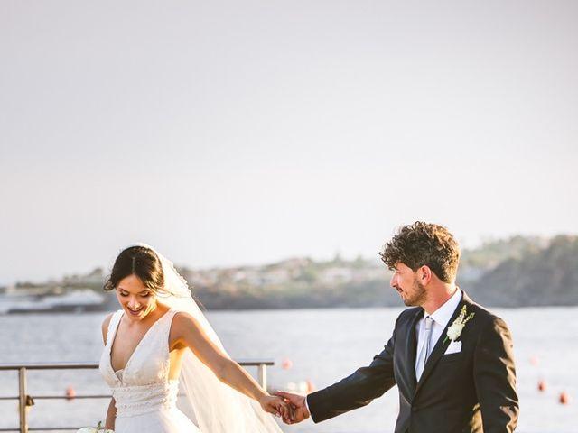 Il matrimonio di Rosario e Floriana a Acireale, Catania 20