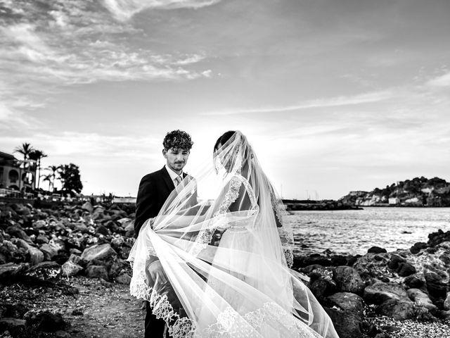 Il matrimonio di Rosario e Floriana a Acireale, Catania 21