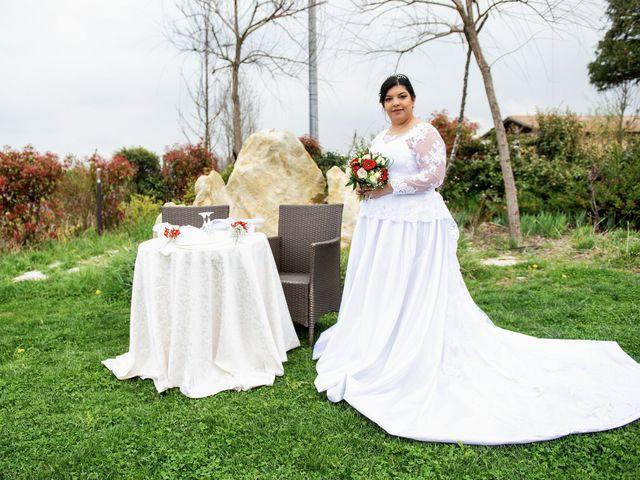 Il matrimonio di Michele e Sarah a Zocca, Modena 1
