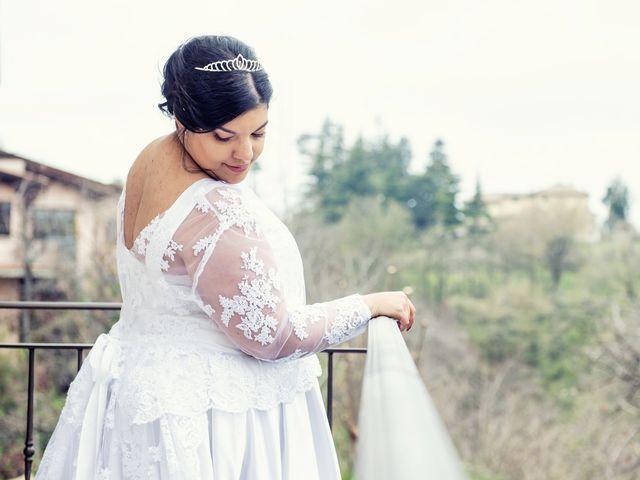 Il matrimonio di Michele e Sarah a Zocca, Modena 4