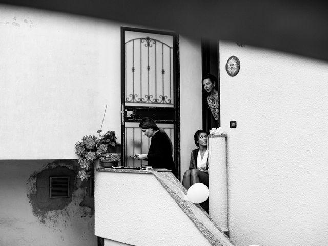 Il matrimonio di Jacopo e Margherita a Ossona, Milano 1