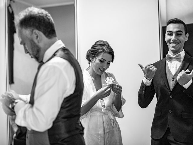 Il matrimonio di Jacopo e Margherita a Ossona, Milano 17