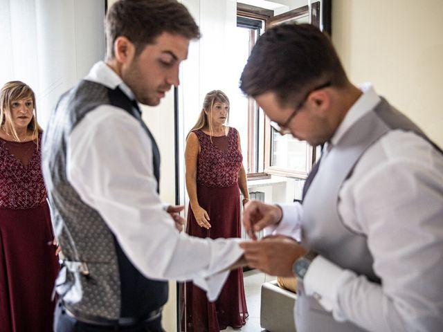 Il matrimonio di Jacopo e Margherita a Ossona, Milano 21