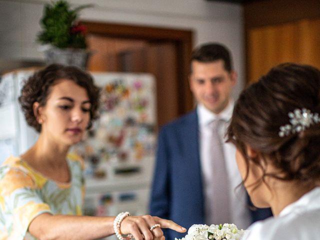Il matrimonio di Jacopo e Margherita a Ossona, Milano 25