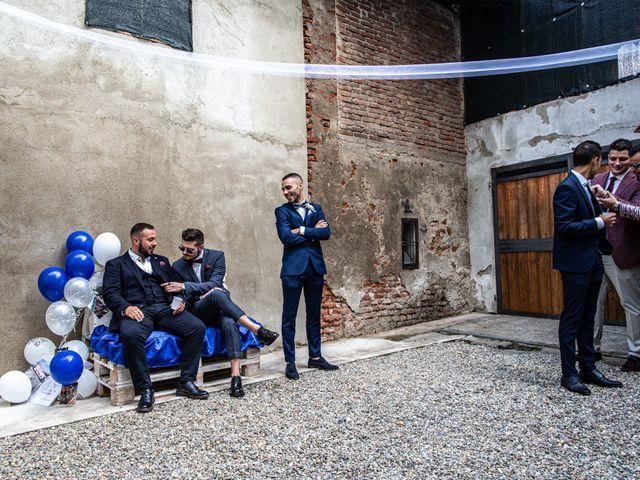 Il matrimonio di Jacopo e Margherita a Ossona, Milano 29