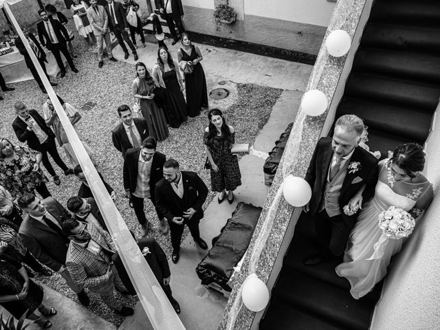 Il matrimonio di Jacopo e Margherita a Ossona, Milano 44