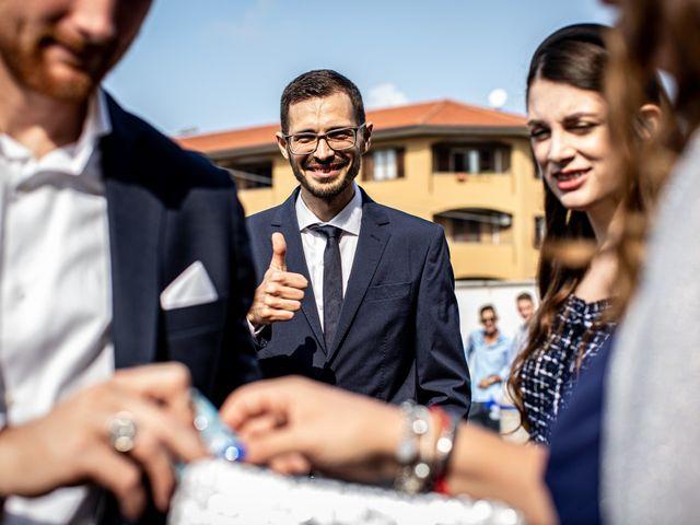 Il matrimonio di Jacopo e Margherita a Ossona, Milano 45