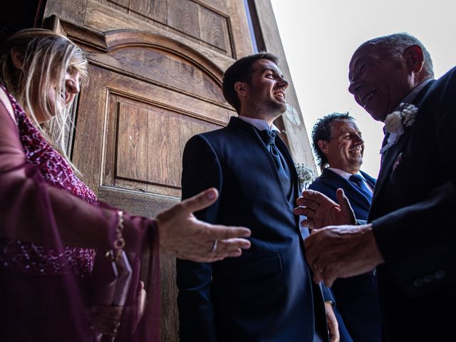 Il matrimonio di Jacopo e Margherita a Ossona, Milano 50