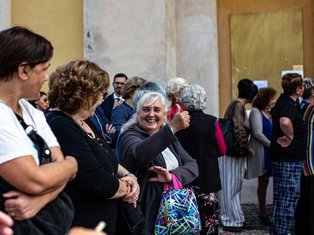 Il matrimonio di Jacopo e Margherita a Ossona, Milano 51