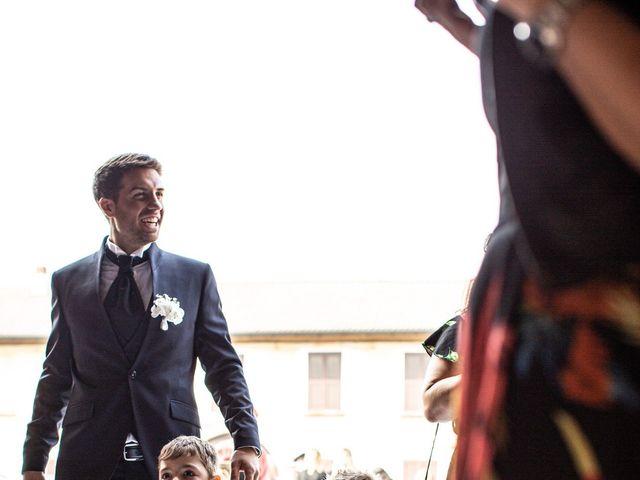 Il matrimonio di Jacopo e Margherita a Ossona, Milano 52