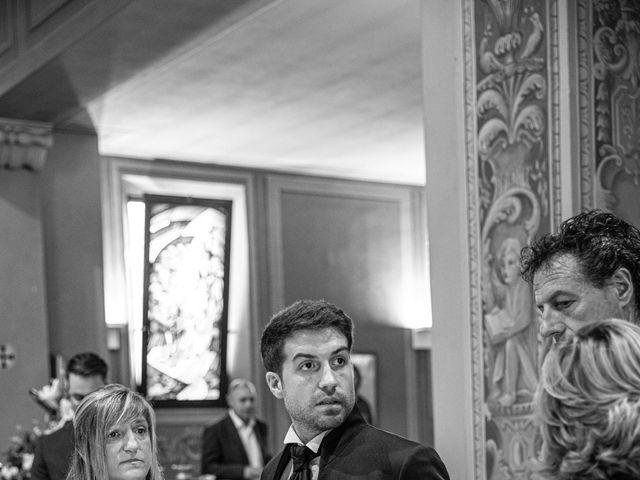 Il matrimonio di Jacopo e Margherita a Ossona, Milano 54