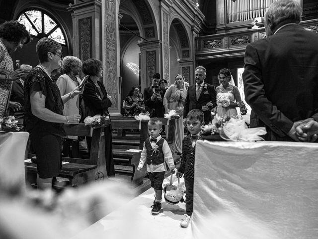 Il matrimonio di Jacopo e Margherita a Ossona, Milano 56