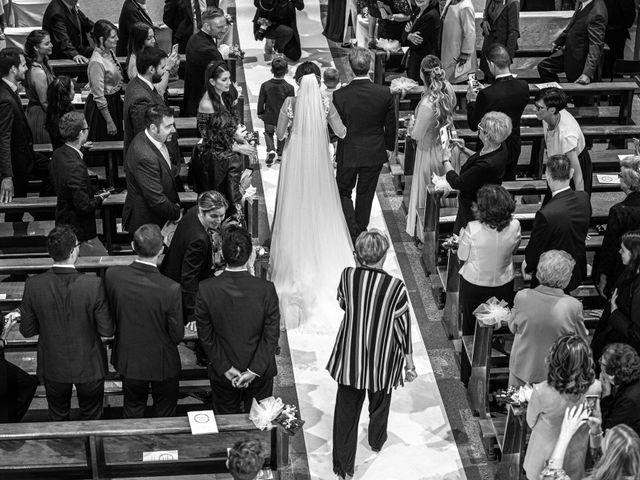 Il matrimonio di Jacopo e Margherita a Ossona, Milano 58