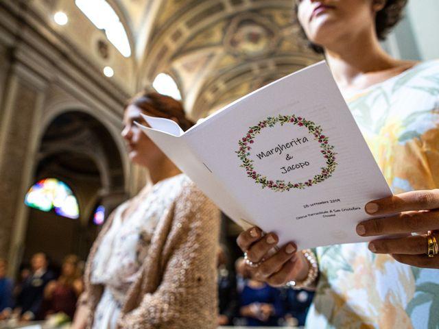 Il matrimonio di Jacopo e Margherita a Ossona, Milano 60