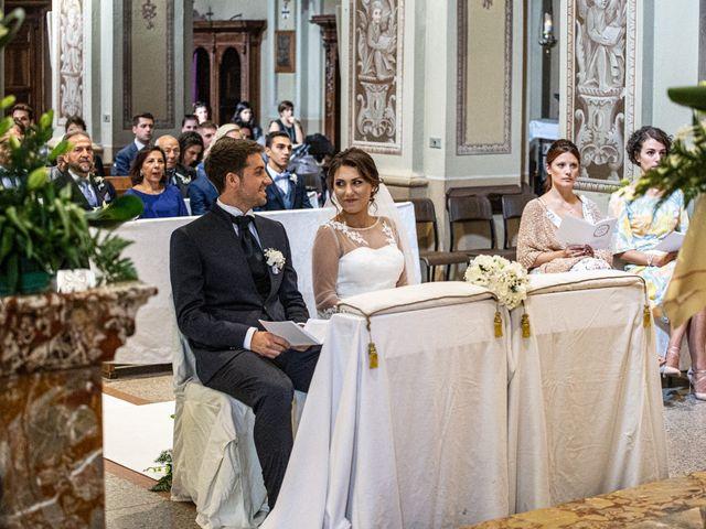 Il matrimonio di Jacopo e Margherita a Ossona, Milano 65