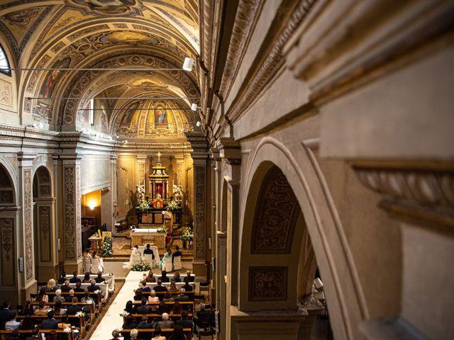 Il matrimonio di Jacopo e Margherita a Ossona, Milano 66