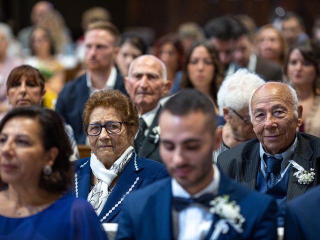 Il matrimonio di Jacopo e Margherita a Ossona, Milano 67