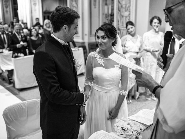 Il matrimonio di Jacopo e Margherita a Ossona, Milano 74