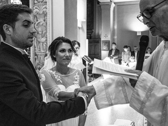 Il matrimonio di Jacopo e Margherita a Ossona, Milano 75