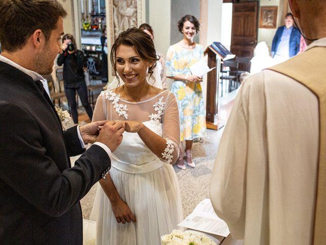 Il matrimonio di Jacopo e Margherita a Ossona, Milano 77