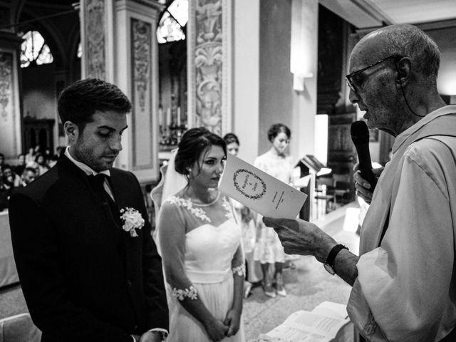 Il matrimonio di Jacopo e Margherita a Ossona, Milano 78