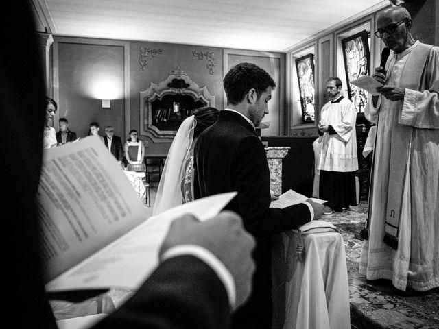 Il matrimonio di Jacopo e Margherita a Ossona, Milano 80