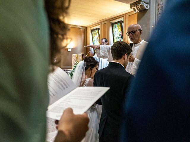 Il matrimonio di Jacopo e Margherita a Ossona, Milano 81