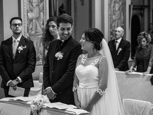 Il matrimonio di Jacopo e Margherita a Ossona, Milano 83