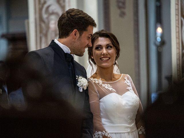 Il matrimonio di Jacopo e Margherita a Ossona, Milano 84