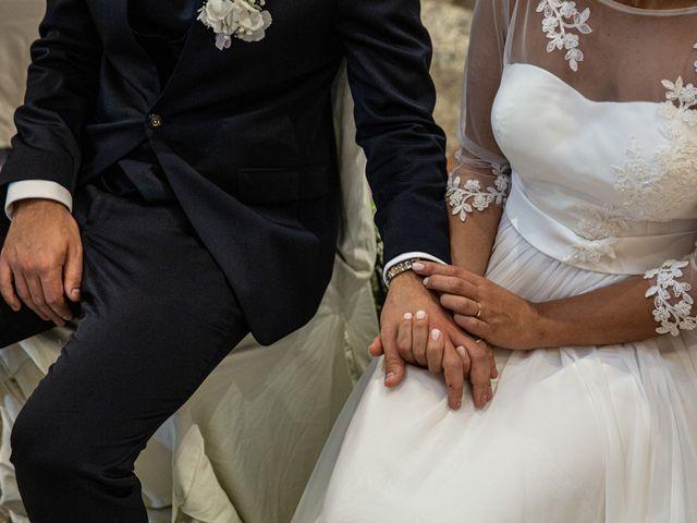 Il matrimonio di Jacopo e Margherita a Ossona, Milano 85