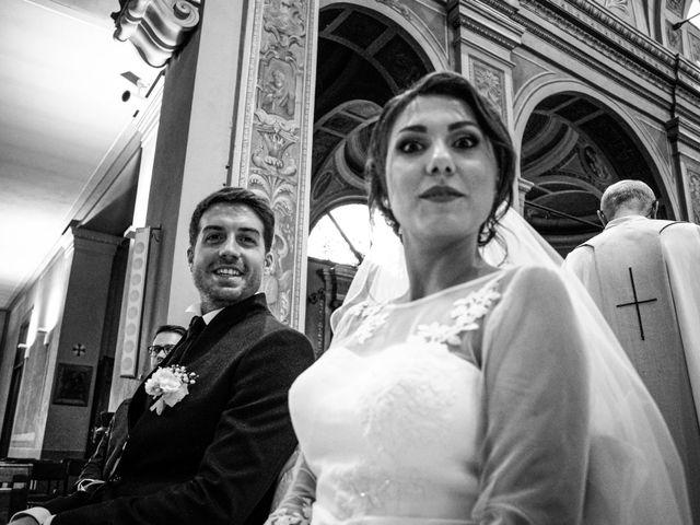 Il matrimonio di Jacopo e Margherita a Ossona, Milano 86