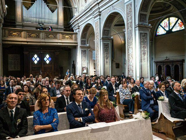 Il matrimonio di Jacopo e Margherita a Ossona, Milano 91