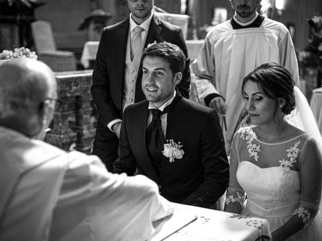 Il matrimonio di Jacopo e Margherita a Ossona, Milano 93