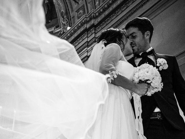 Il matrimonio di Jacopo e Margherita a Ossona, Milano 94