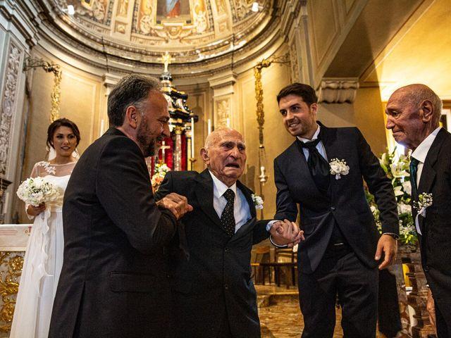Il matrimonio di Jacopo e Margherita a Ossona, Milano 95