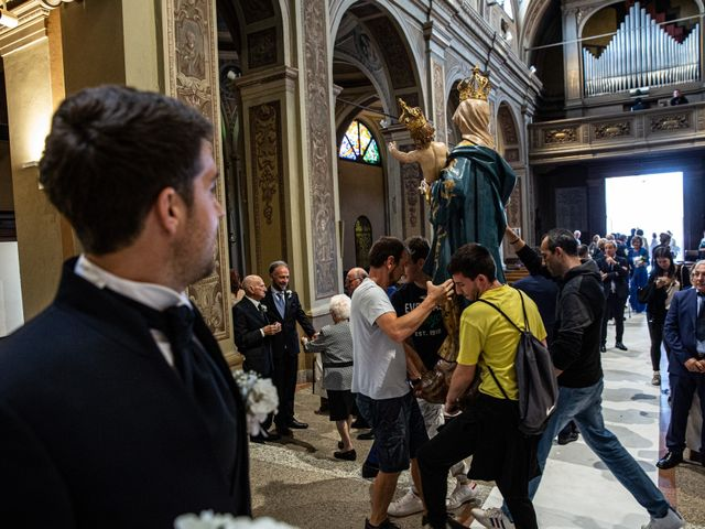Il matrimonio di Jacopo e Margherita a Ossona, Milano 97