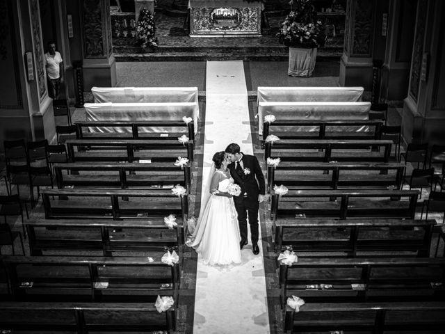 Il matrimonio di Jacopo e Margherita a Ossona, Milano 98