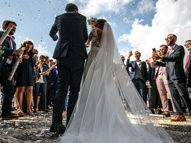 Il matrimonio di Jacopo e Margherita a Ossona, Milano 101