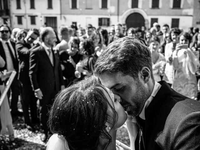 Il matrimonio di Jacopo e Margherita a Ossona, Milano 102