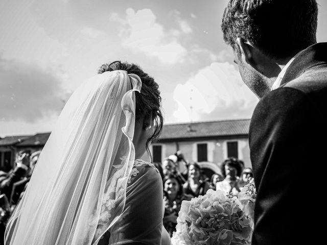 Il matrimonio di Jacopo e Margherita a Ossona, Milano 104