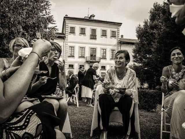 Il matrimonio di Jacopo e Margherita a Ossona, Milano 122