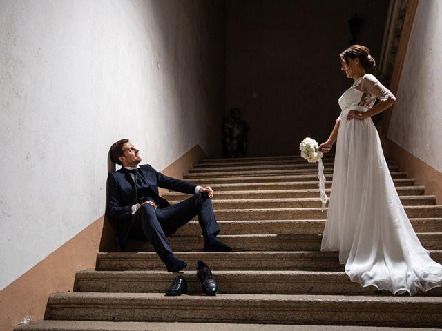 Il matrimonio di Jacopo e Margherita a Ossona, Milano 125