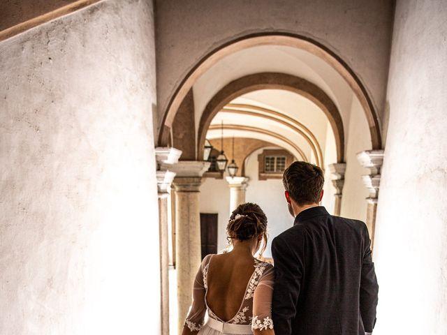 Il matrimonio di Jacopo e Margherita a Ossona, Milano 131