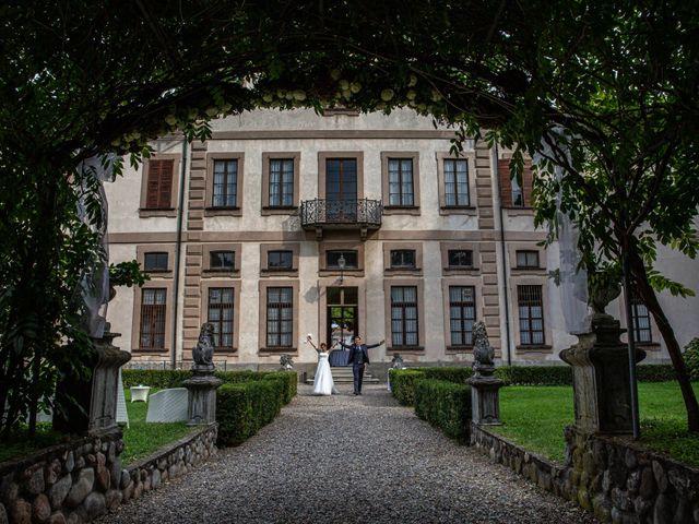 Il matrimonio di Jacopo e Margherita a Ossona, Milano 132
