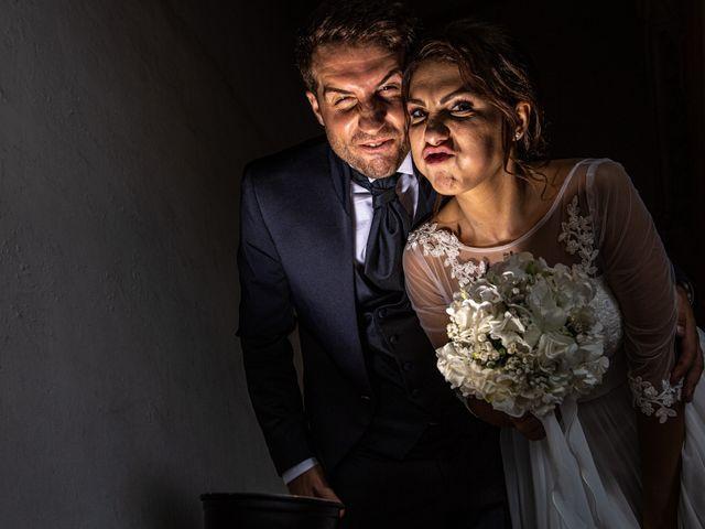 Il matrimonio di Jacopo e Margherita a Ossona, Milano 133